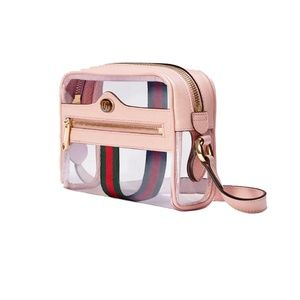 868aa4698 Gucci Bags | Ophidia Transparent Convertible Cross Body | Poshmark